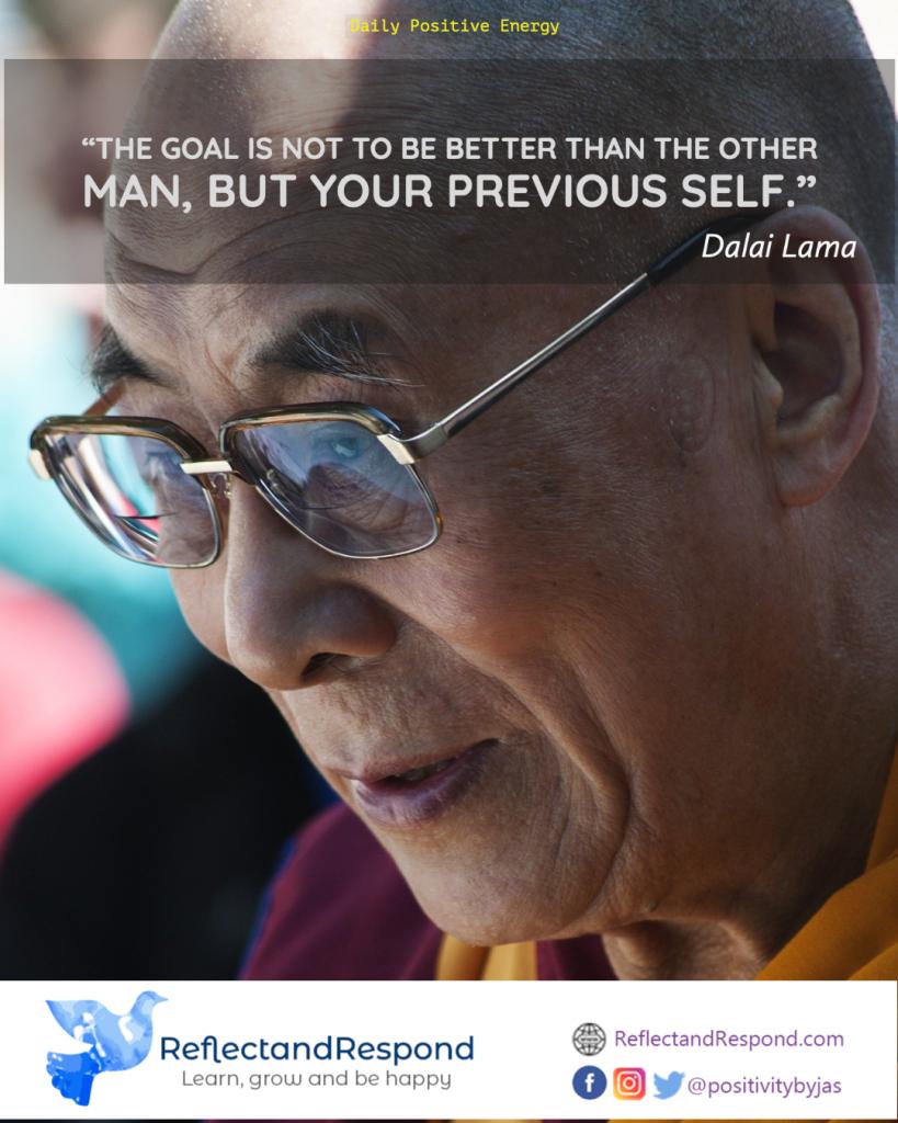 buddhist quote dalai lama self