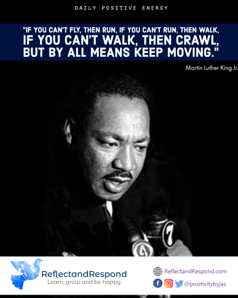 teen quotes dr martin luther king fly run