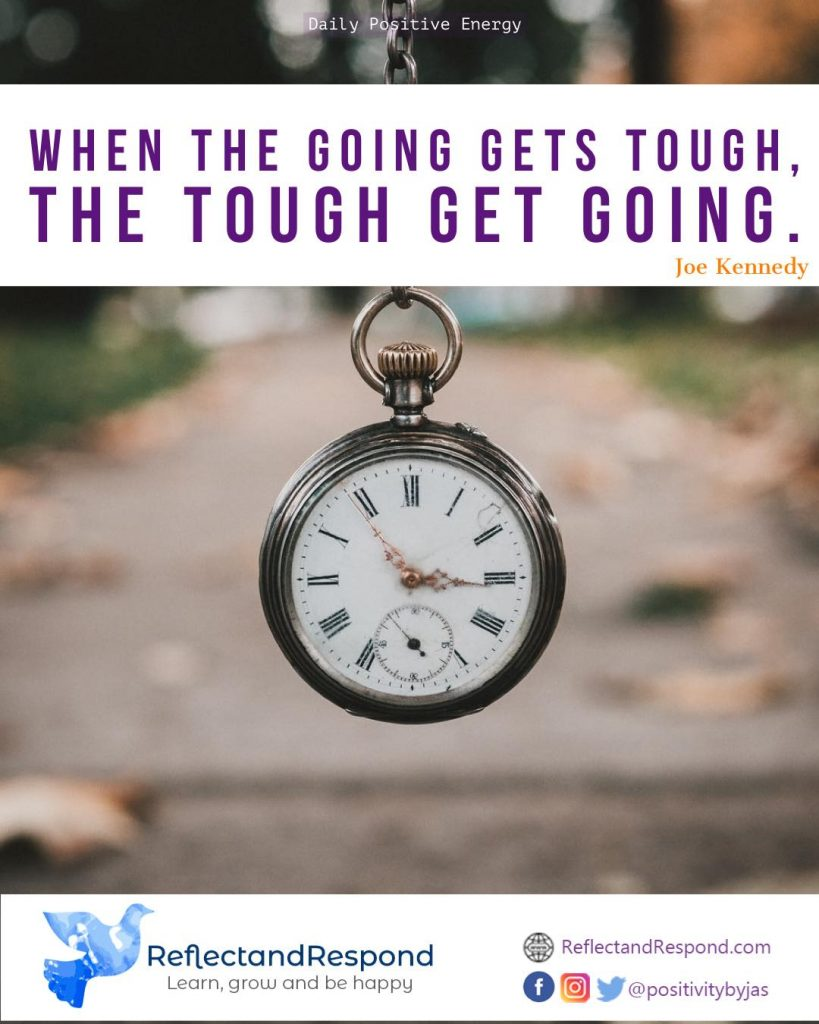 teen inspiring quotes when things get tough - ReflectandRespond
