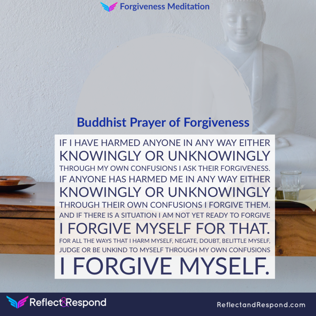 MINDFULNESS Forgiveness Meditation