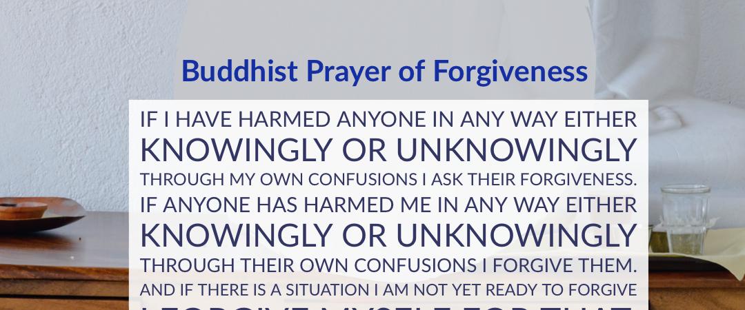 MINDFULNESS Forgiveness Meditation