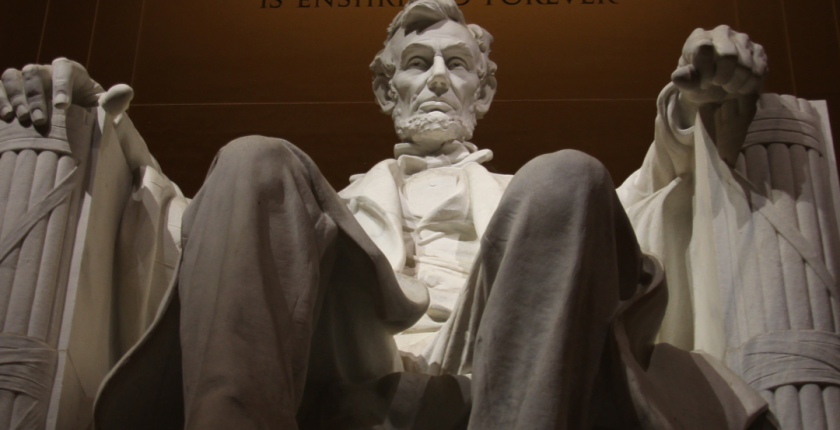 Abraham Lincoln Good things come to people