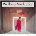 walking buddhist kinhin zen meditation