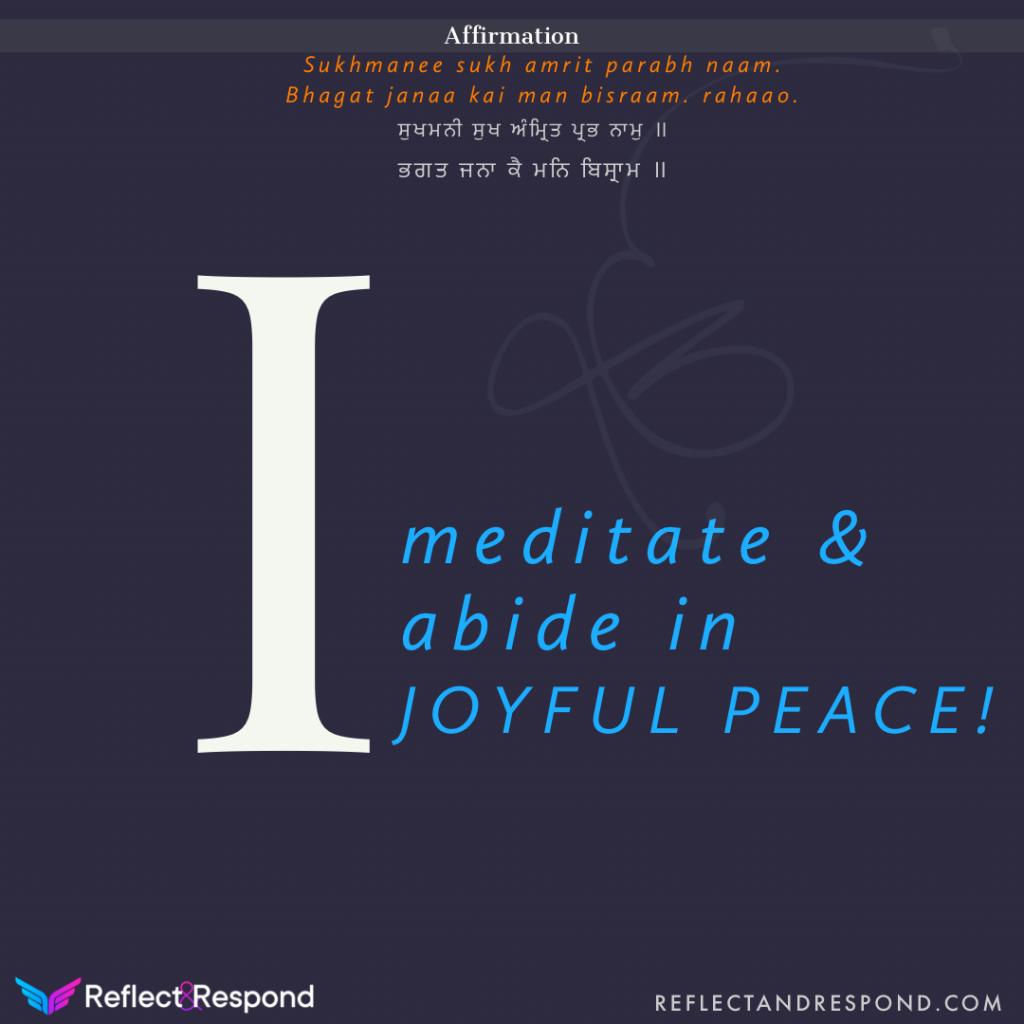 Guru Arjan Dev Ji - Joyful Peace