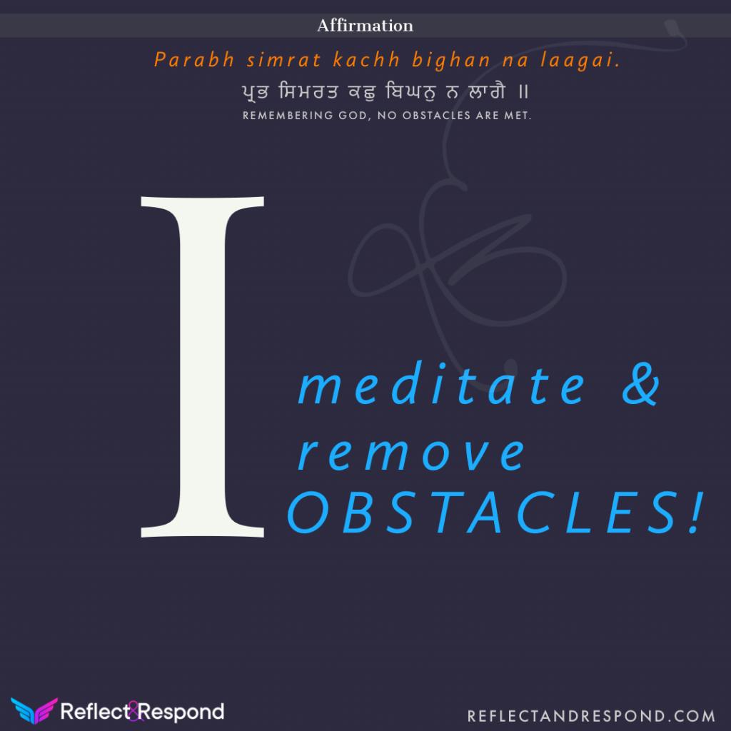 Guru Arjan dev ji - remove obstacles