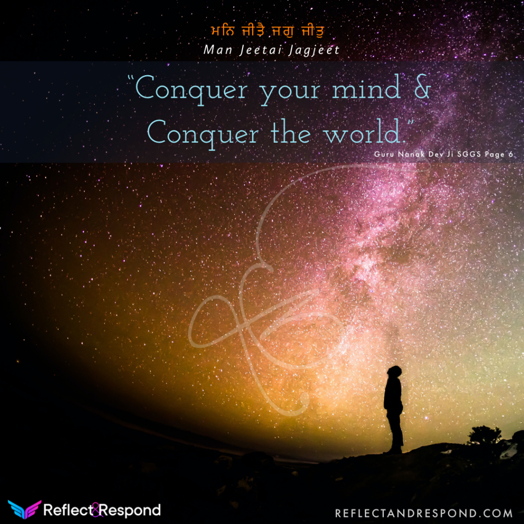 Guru Nanak - Conquer the Mind and Conquer the World