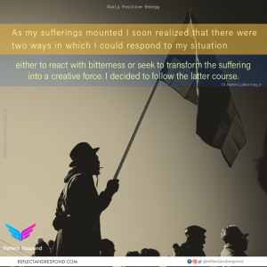 As my sufferings mounted quote by Dr Martin Luther King