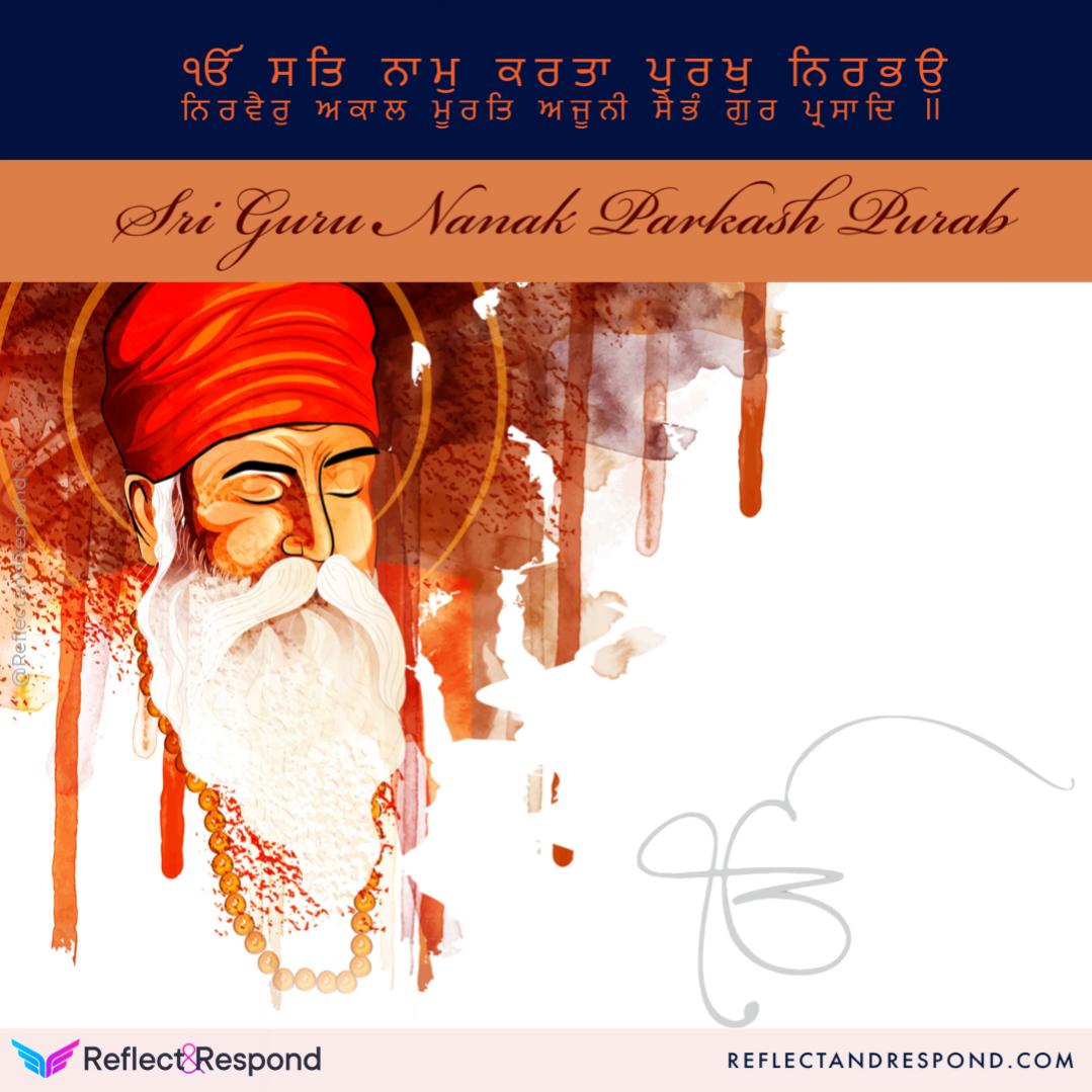 Guru Nanak Dev Ji's Teachings: Kirat Karo, Naam Japo, Vand Chako