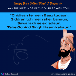 Guru Gobind Singh Ji Gurupurab