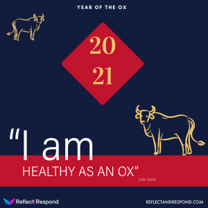 I am healthy as an Ox