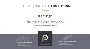 PP Certificate - ReflectandRespond