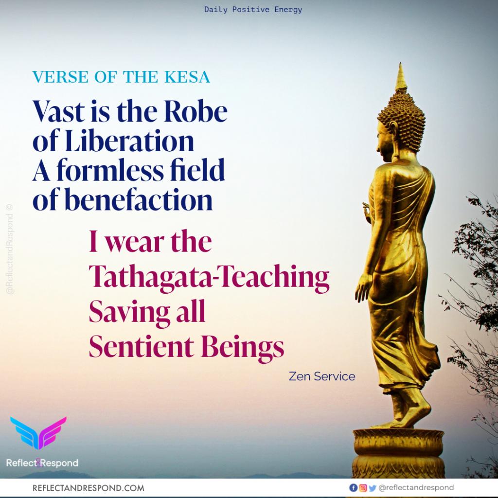 Zen - Verse of the Kesa