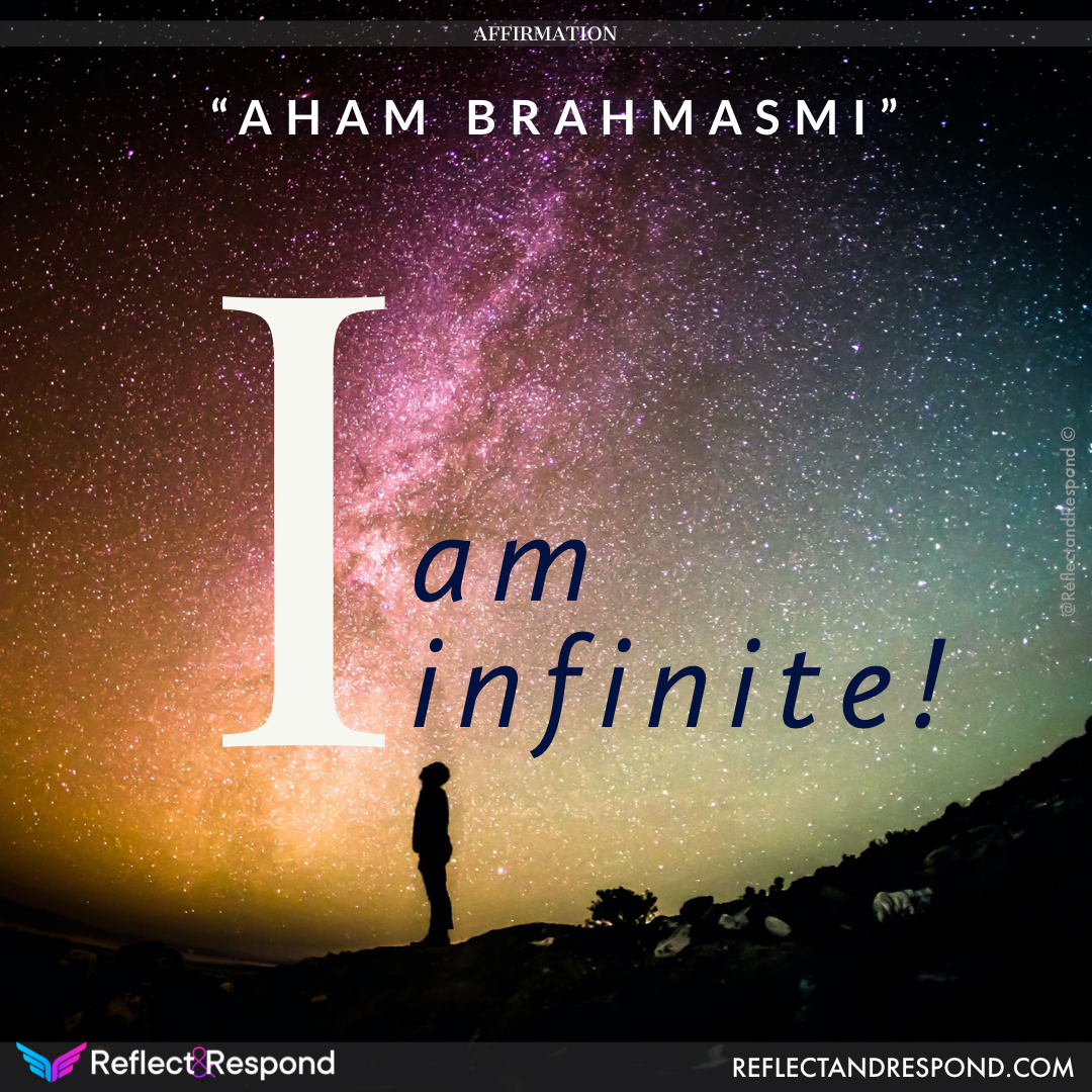 I am Infinite Affirmation