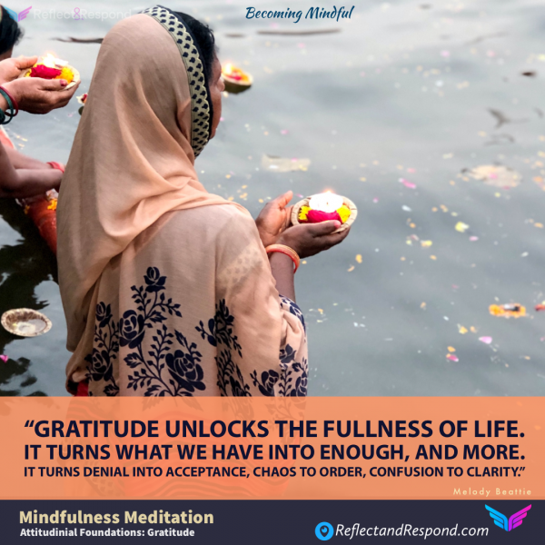 Mindfulness Attitudinal-Foundations-Gratitude